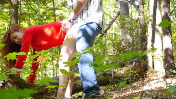 Один случай в лесу!