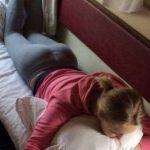 Изменила в поезде с незнакомцем